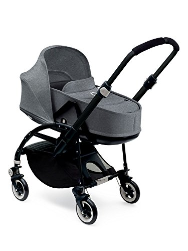 Bugaboo Bee3 Bassinet Tailored Fabric, Grey Melange by Bugaboo (Image #3)