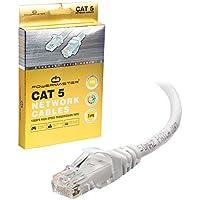 Powermaster 1312 1 1 m Ethernet Kablosu, Cat5 Orjinal Başlıklı