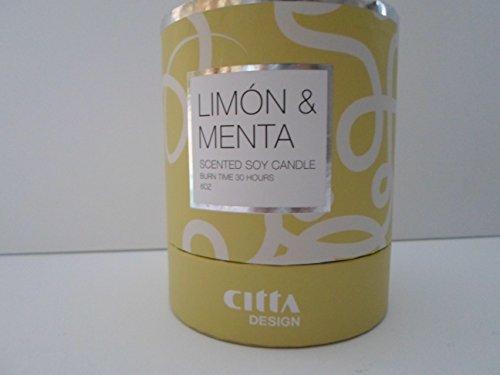Citta Design - Limon & Menta Soy Candle ()