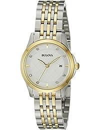 98P148 14mm Two Tone Stainless Steel Watch Bracelet