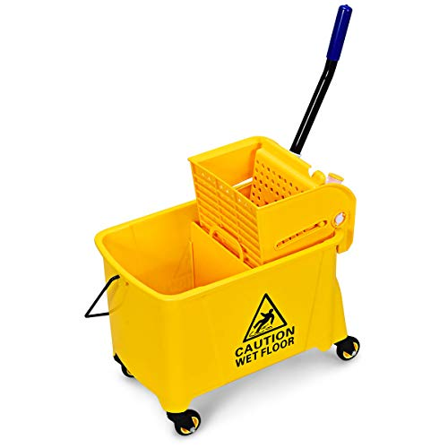 GOPLUS Commercial Mop Bucket