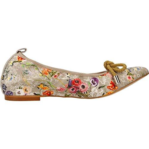 Scarpe Grigio Modello Colore Donne per mikaela Scarpe Marca Donne 17023 per Le Grigio Ballerina Ballerina Le Grigio a8PWn5P