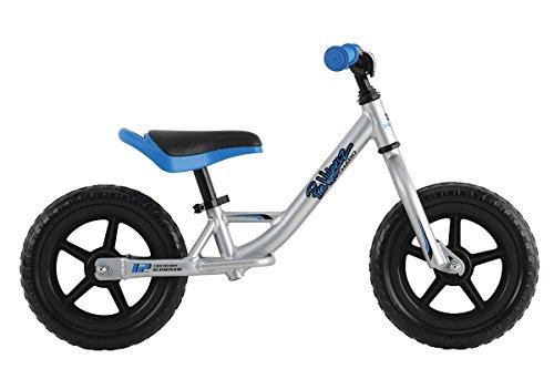 Haro Bikes Prewheelz 12 Balance Bike, Silver