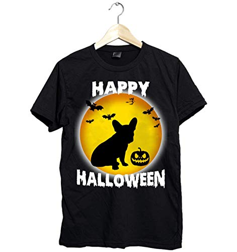 Amazing French Bulldog shirt - Funny Gift for French Bulldog Lover this Halloween- Unisex Style Size Up to 6XL - Fast Shipping]()