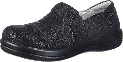 Alegria Shoe Professional Keli Leaf Women's Black pqrpB6w