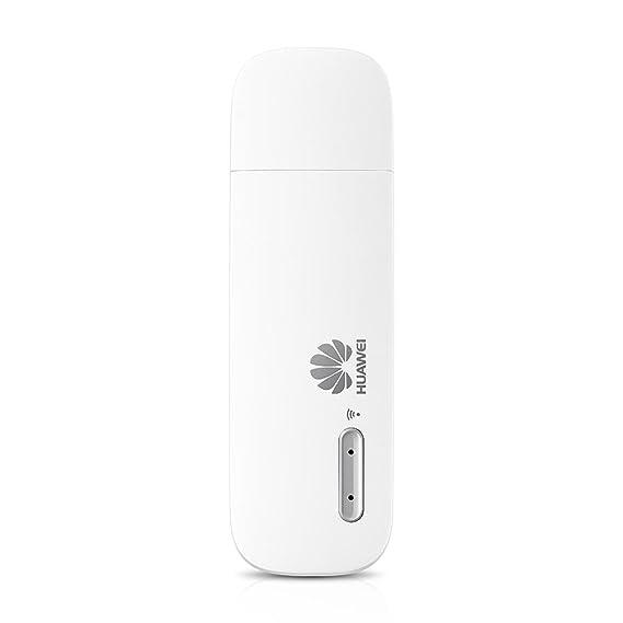 Huawei E8231 Unlocked Mobile WiFi HSPA+ 21Mbps 3G WiFi Modem Router <span at amazon