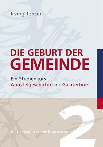 Die Geburt der Gemeinde von Hans-Werner Deppe