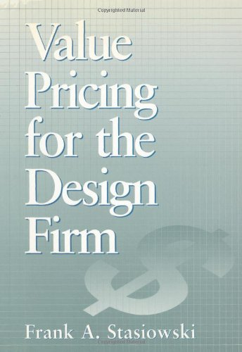Value Pricing for the Design Firm