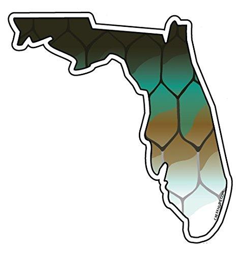 Mountain Creek Anglers Florida Tarpon Sticker Decal (Decal Tarpon)