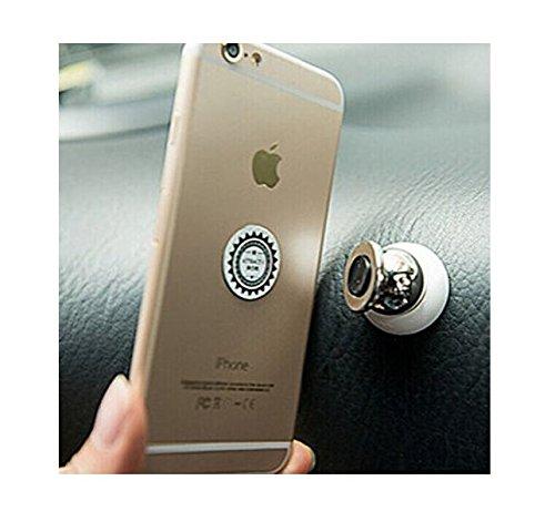 5 opinioni per Supporto universale magnetico da macchina per iPhone, Samsung e accessori Jiayu