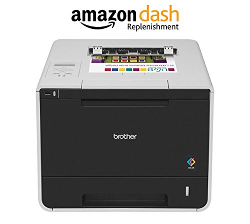 Brother HLL8250CDN Networking Printing Replenishment