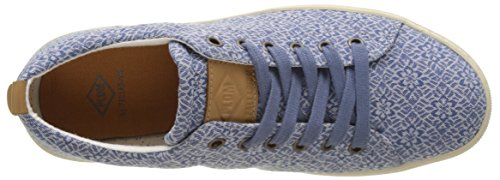 PLDM by Palladium Tila Print, Baskets Basses Femme Bleu (Blue)
