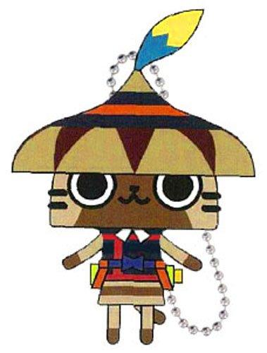 Monster Hunter Furifuri Mascot Key Chain 2nd Yukumootomo ...