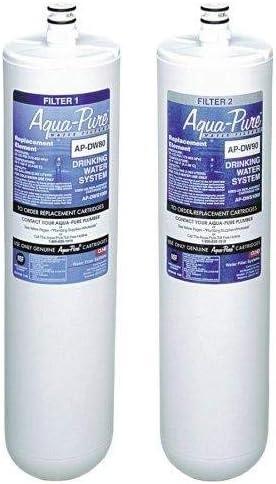 3M Aqua-Pure Co APDWS8090 Replacement Catridges