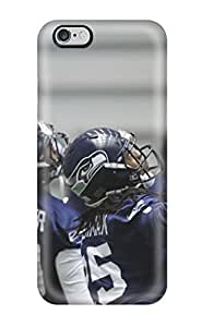 For iphone 4/4s Premium Tpu Case Cover Seattleeahawks Protective Case