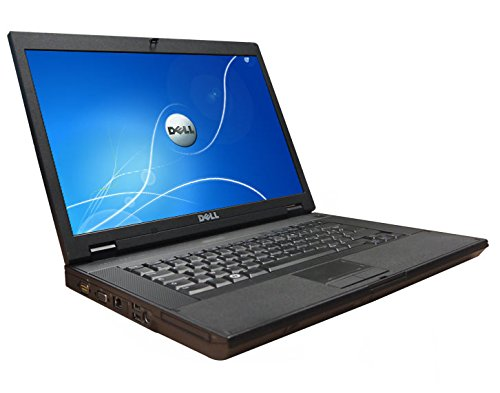 Dell - Latitude E5500 Laptop Computer- P9600 Core 2 Duo 2.66GHz-4 GB DDR2-160GB-DVDRW- WiFi - Bluetooth - Windows 10 Pro - Black