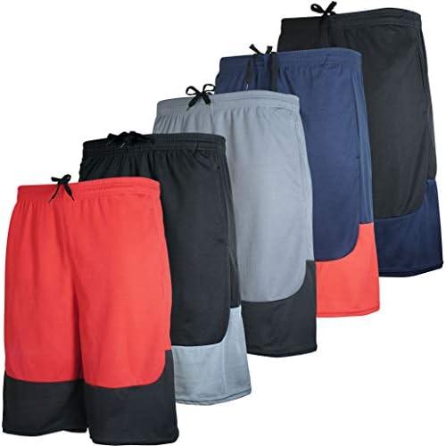 Essentials 2-Pack Mesh Short Ni/ños