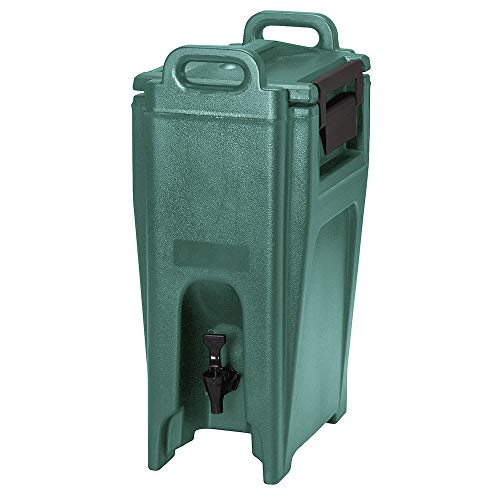 - Cambro UC500519 5-1/4-gal Ultra Camtainer Beverage Carrier - Insulated, Green