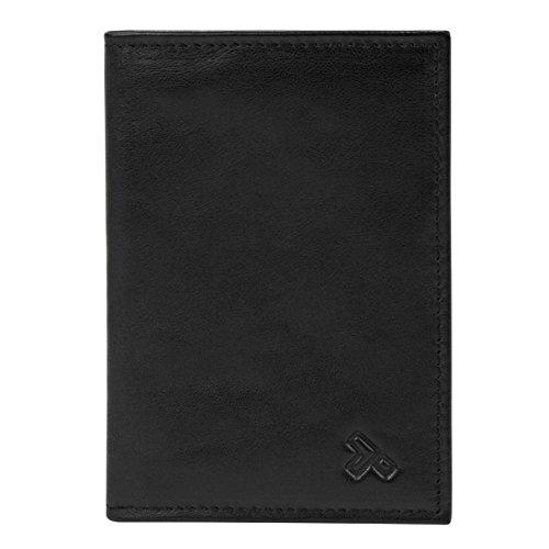 Travelon RFID Blocking Passport Case, Black, One Size