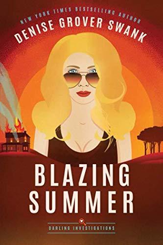 Blazing Summer (Darling Investigations)