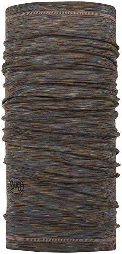 Buff Lightweight Merino Wool Printed Multifunctional Headwear,One Size,Fossil Multi from Buff