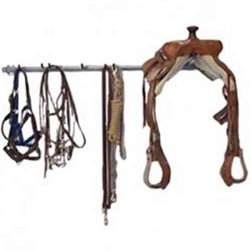 Single Saddle Rack by Monkey Bars