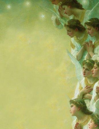 UPC 601952628160, Masterpiece Heavenly Angels #10 Envelopes - 4.125 x 9.5 - 25 Envelopes