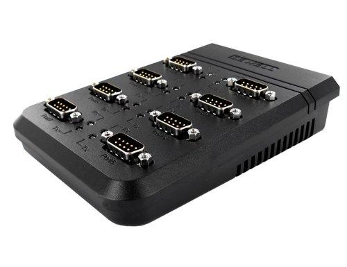 Sewell Octal USB to Serial, 8 Port (FTDI)
