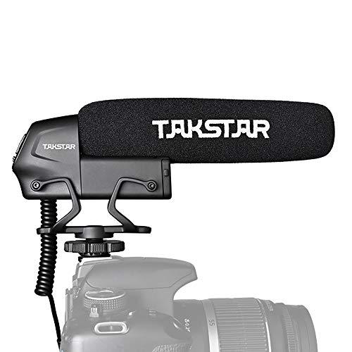 microfono para camara condensador nikon sony Sgc-600