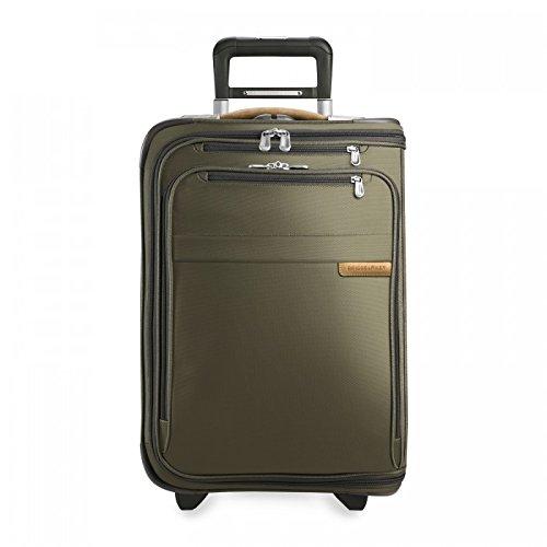 Olive Garment Bag - 5