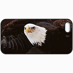 Fashion Unique Design Protective Cellphone Back Cover Case For iPhone 5 5S Case Birds 737 1 Black