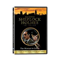 SHERLOCK HOLMES THE WOMAN IN GREEN - DVD
