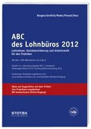 ABC des Lohnbüros 2012