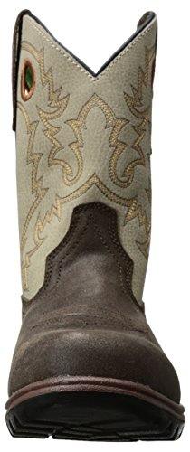 John Boot Western Jd3417 Baby Deere Grey anqaB7r