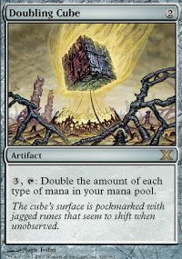 Magic: the Gathering - Doubling Cube (321/383) - Tenth Edition