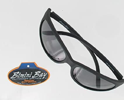 ab7861d54a Amazon.com  Bimini Bay Polarized Sunglasses MB-BB1S-MFB Smoke ...