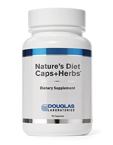 Douglas Laboratories - Nature's Diet Capsules + Herbs - Garcinia Cambogia Plus Chromium and Herbs to Support Healthy Weight Management* - 90 ()