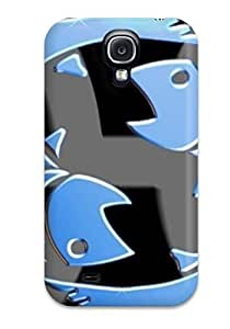 JessicaBMcrae Snap On Hard Case Cover Zodiac Pisces Protector For Galaxy S4
