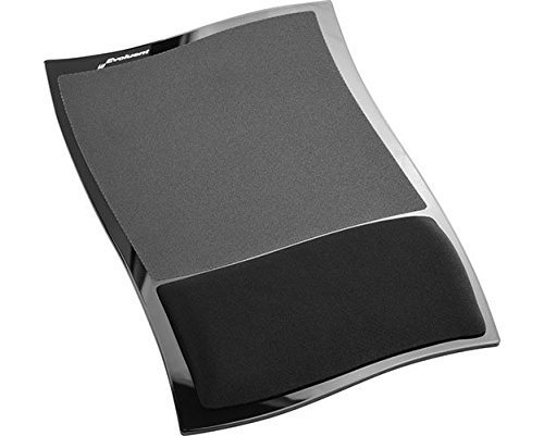 Evoluent Vertical Computer Mouse Pad with Ergonomic Design for Wrist Comfort (MP1)