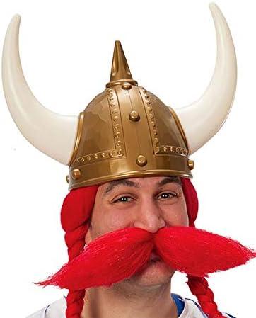 Carnival T. Elmo Vikingo con Cuerno: Carnival T.: Amazon.es: Hogar