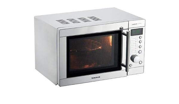Taurus 970.353|Luxus Tronic 970.353 - Microondas: Amazon.es