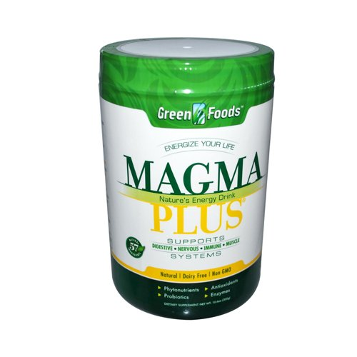 (2 Packs of Green Foods Magma Plus Powder - 11)