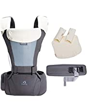 Bebamour Designer Sling and Baby Carrier 2 in 1,Approved by U.S. Safety Standards