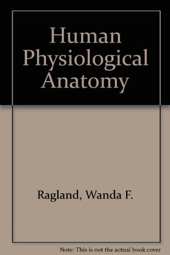 Human Physiological Anatomy Laboratory Manual