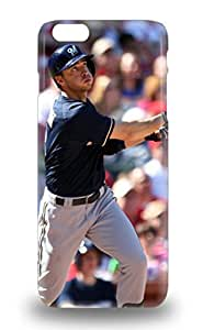 Fashion 3D PC For Apple Iphone 4/4S Case Cover MLB Milwaukee Brewers Ryan Braun #8 ( Custom Picture iPhone 6, For Apple Iphone 4/4S Case Cover , iPhone 5, iPhone 5S, iPhone 5C, For Apple Iphone 4/4S Case Cover S,For Apple Iphone 4/4S Case Cover S6,For Apple Iphone 4/4S Case Cover S5,For Apple Iphone 4/4S Case Cover S4,For Apple Iphone 4/4S Case Cover S3,Note 3,iPad Mini-Mini 2,iPad Air )