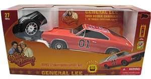 General Lee Dukes of Hazzard R/C Car 1:18 Scale
