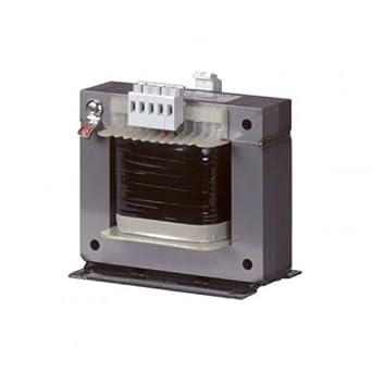 Eaton STI0,1(400/230) Transformador de Mando, 100 VA, Monofásico, Primario 400 V AC, Secundario 230 V AC