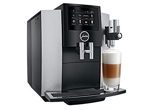 Review Of Jura S8 Superautomatic Touchscreen Espresso Machine