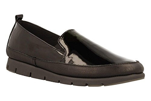 Lane Aerosoles Negro Naplack Zapato Fast aAqwEOxz