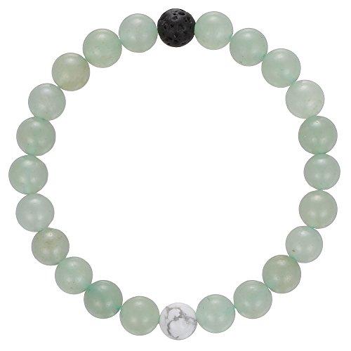 Gemstone Bracelet BRCbeads Turquoise Birthstone